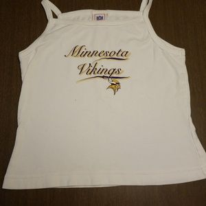 Wemons . Minnesota Vikings  . Tank top.